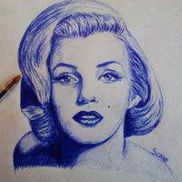 El boli que quiso ser Marilyn