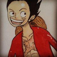 Monkey D. Luffy FanArt