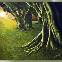 Esencia en el bosque