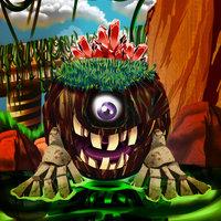 Original Character . Coconut Monster
