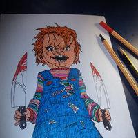 Chucky Fanart
