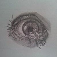 Surreal eye