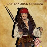 Cartoon JackSparrow