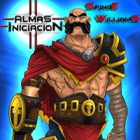 Sfinge Williams Almas the comic
