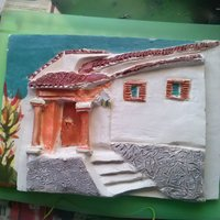 relieve ceramico casa javea