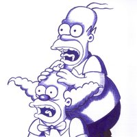HOMERO & KRUSTY