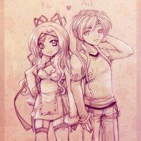 +Miri y Axel+