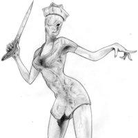 Nurse / Silent Hill - Homecoming