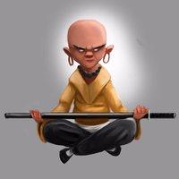 Monk yoda project