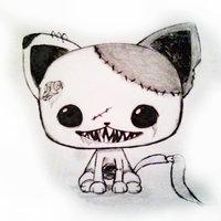 Gatito zombie  +o+
