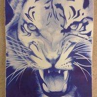 El tigre del metro