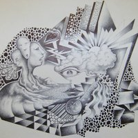 Dibujos Tinta y Lapiz