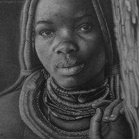 Niña Himba