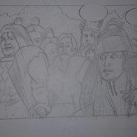 Asterix y Sparrow
