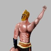 Gladiador incompleto