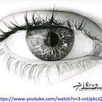 Realistic eye/Ojo realista iPad Procreate