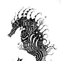 Caballo de mar - Sea Horse