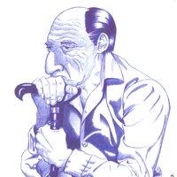 Anciano (boligrafo)