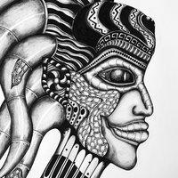 Medusa egipcia