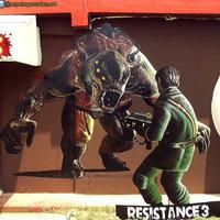 Mural Resistance 3 Comisión