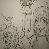 personaje manga