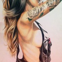 Chica tattoo