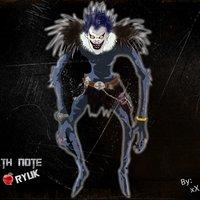 Death 死の本 - Ryuk