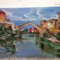 oleo puente croacia