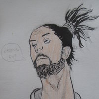Fan art-Musashi-Vagabond