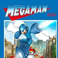 Portada Megaman