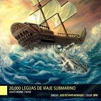 20 000 leguas de viaje submarino
