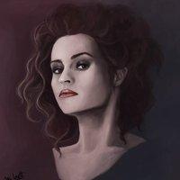 Helena Bonham Carter Retrato