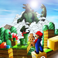 Mario Vs. Godzilla