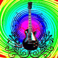 guitarra psicodelica