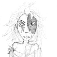 Devil forzen sketch