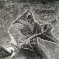 Fan art de Jax de League of Legends