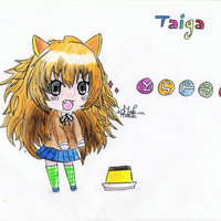 Taiga Aisaka (Chibi Kawaii)