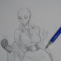 Saitama mujer