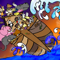 El Viaje de Noé