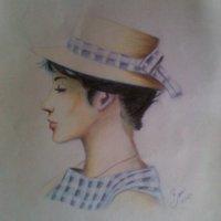 Mujer de Perfil