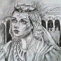 La reina triste