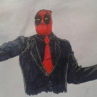Nuestro deseado presidente, Deadpool
