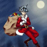 Nuevo Santa - ultimo dibujo de 2015