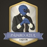 Pájaro Azul (Licor Ecuatoriano)