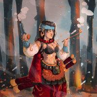 Rima-Llana Pirate.
