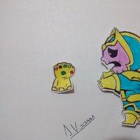 Thanos (sticker)