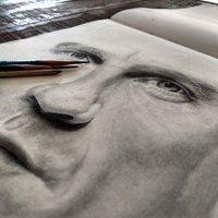 Daniel Craig Drawing