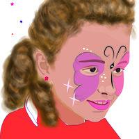 Ilustración retrato