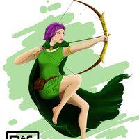 arquera clash of clans