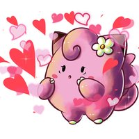 :Clefairy used Attract!: